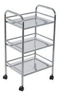 Aspect Rollwagen für Badezimmer / Küche chrome