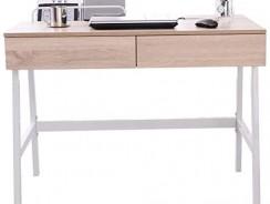 Schreibtisch für das Home Office