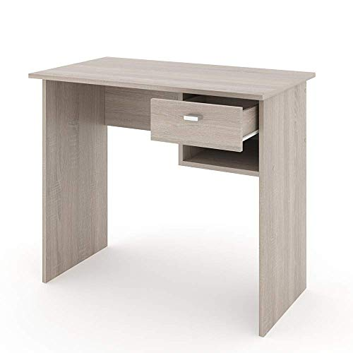 Vicco Schreibtisch Colin Arbeitstisch Bürotisch Regal PC Tisch Schublade Ablage